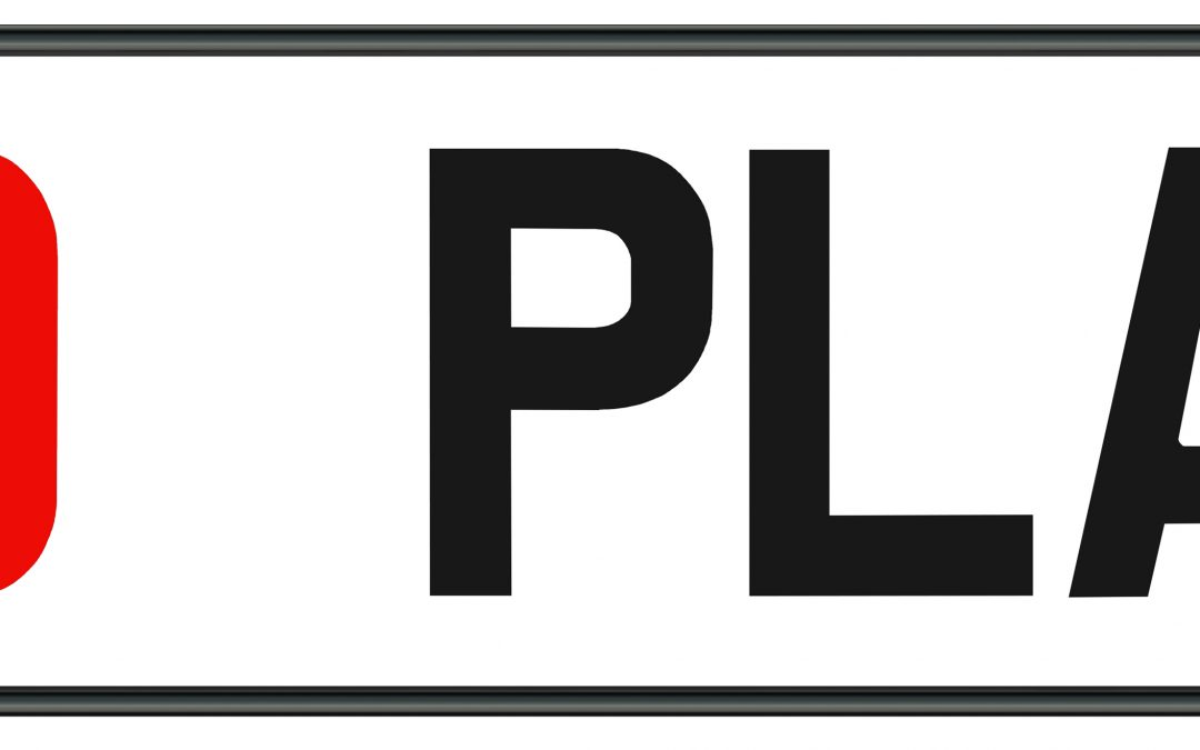 A Guide to UK Number Plates