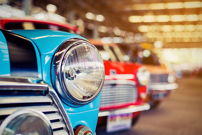 How to Maintain a Classic Car