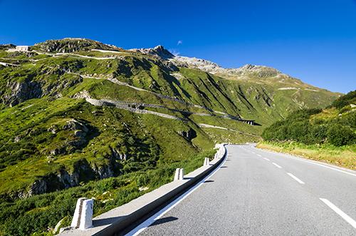 Best Driving Roads - Furka Pass, Switzerland