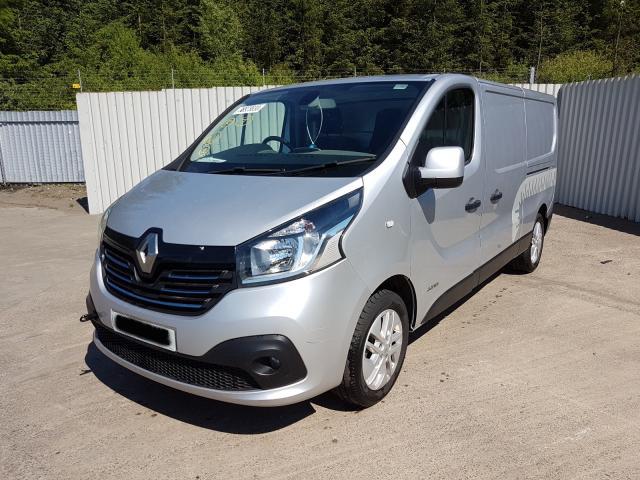 Sell My Van - Renault Trafic