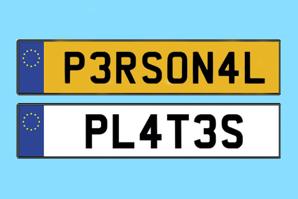 A Guide to Personalised Number Plates